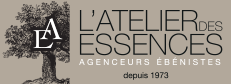 Logo L'atelier des essences